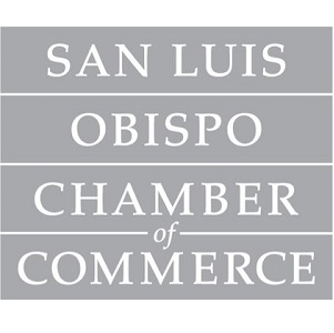 San Luis Obispo Caregivers SLO Chamber of Commerce Logo