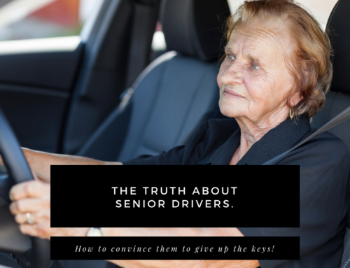 Senior Driver – Taking the Keys!