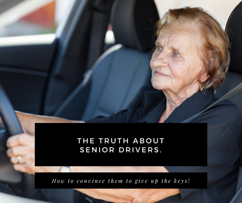 The Truth About Senior Drivers