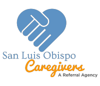 Home Care by San Luis Obispo Caregivers Logo