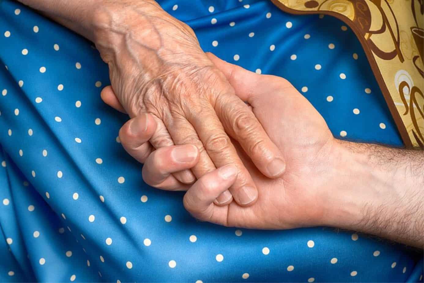 Elder Care in Los Osos CA: Fingernail Health